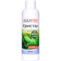 Aquayer Кристалл 100 мл средство для устранения мути в аквариуме