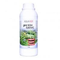 Aquayer pH/KH минус 1 л для снижения КН и рН