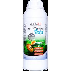 Aquayer АнтиТоксин Vita 1 л для подготовки водопроводной воды
