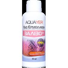Aquayer Железо 60 мл удобрение для аквариумных растений