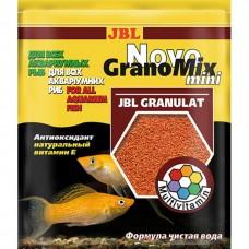 Корм JBL Novo GranoMix mini для рыб в гранулах 30 мл 54003