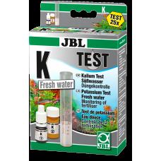 JBL K Test Set - тест на Калий в воде в аквариуме