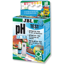 JBL pH Test Set 3.0-10.0 - тест на Кислотность воды