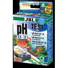 JBL pH Test Set 6.0-7.6 - тест на Кислотность воды