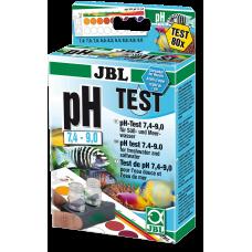 JBL pH Test Set 7.4-9.0 - тест на Кислотность воды