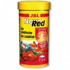 JBL Novo Red 250 мл хлопья корм для золотых рыбок 30200