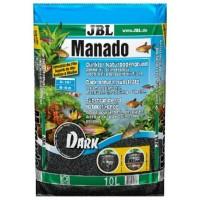 JBL Manado Dark 10 л грунт для аквариумов с растениями 6703700