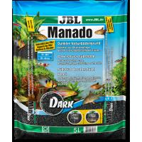 JBL Manado Dark 5 л грунт для аквариумов с растениями 6703600