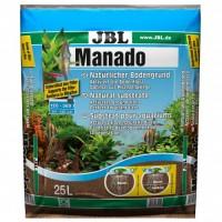 JBL Manado 25 л грунт для аквариумов с растениями 67025