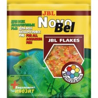 Корм JBL NovoBel 50 мл хлопья для всех видов аквариумных рыб 54001