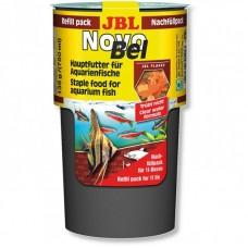 JBL NovoBel Refill 750 мл хлопья корм для всех видов аквариумных рыб 3014100