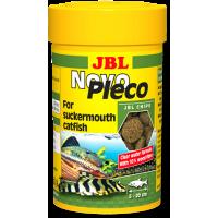 Корм JBL Novo Pleco таблетки для сомов 100 мл 30310