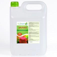 ECOMIN Железо 5 л удобрение для аквариумных растений