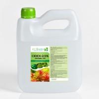Сайдекс (Альгицид+СО2) ECOMIN CIDEX 2.5% 3л от водорослей