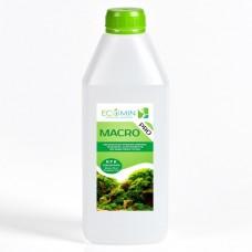 ECOMIN MACRO PRO 1 л концентрированное удобрение для аквариума