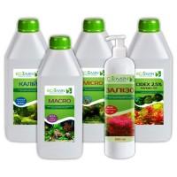 Набор удобрений ECOMIN Крутой травник для аквариумных растений