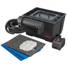 Фильтр EHEIM LOOP 5000 UV 7W проточный для пруда 2-5 м3 для УЗВ