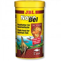 JBL NovoBel 1 л хлопья корм для всех видов аквариумных рыб 3014000