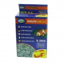Цеолит Aqua Nova 0.5 кг наполнитель для фильтра NZE-0,5