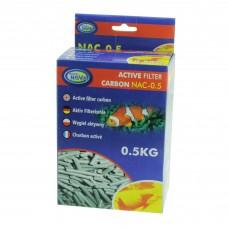 Активированный уголь 0.5 кг Aqua Nova NAC-05 для аквариума