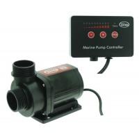 Насос Aqua Nova N-RMC 9000 65W 9000 л/ч помпа с контроллером для воды