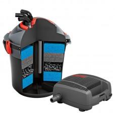 Фильтр EHEIM PRESS 7000 напорный для пруда 3-7 м3 для УЗВ