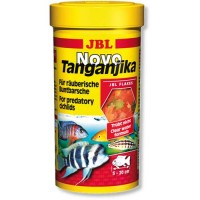 Корм JBL NovoTanganjika 1 л хлопья для хищных цихлид 3002100