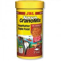 JBL NovoGranoMix 250 мл корм в гранулах для аквариумных рыб 3010200