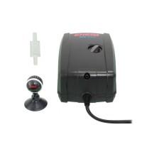 Компрессор одноканальный EHEIM air pump 100 для аквариума до 200 л
