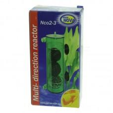 Реактор для растворения CO2 малый Aqua Nova NCO2-3 для аквариума