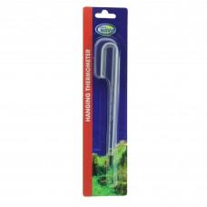 Термометр Aqua Nova T-HANG L для стекла до 8 мм длина 15 см