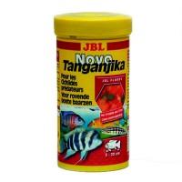 Корм JBL NovoTanganjika 250 мл хлопья для хищных цихлид 3002000