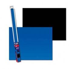 Аквариумный задний фон Aqua Nova Синий/Черный 60x30 см