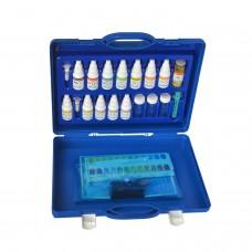 ZOOLEK Aquaset 1 Basic набор аквариумных тестов 9 шт