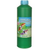 Zoolek Aquaclar plus 1 л для очистки воды в пруду от мути и зелени