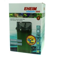 Внешний фильтр Eheim Classic 350 Plus для аквариума до 350 л