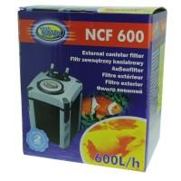 Зовнішній фільтр Aqua-Nova NCF-600 для акваріума до 150 л