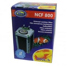 Внешний фильтр Aqua-Nova NCF-800 для аквариума до 200 л