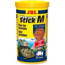 JBL NovoStick M 1 л основной корм палочки для цихлид 3029000