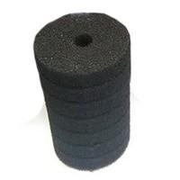 Губка фильтровальная среднепористая 35ppi 10х20см Resun цилиндр