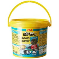 Корм JBL NovoMalawi 5.5 л хлопья для растительноядных цихлид 3001200