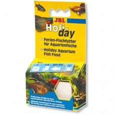 JBL Holiday корм на 14 дней отпуска для аквариумных рыб 43 г 4031000