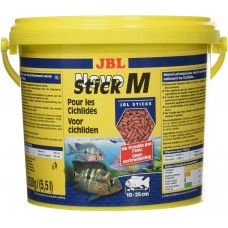 JBL NovoStick M 5.5 л основной корм палочки для цихлид 3029100