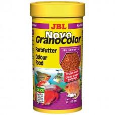 JBL NovoGranoColor 250 мл корм для окраски аквариумных рыб 3010500