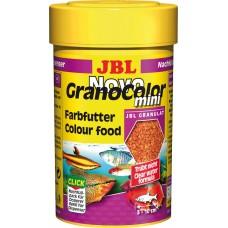 JBL NovoGranoColor mini 100 мл корм для окраски мелких аквариумных рыб 3009700