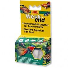 JBL Weekend корм на 3 дня выходных для аквариумных рыб 20 г 4032000