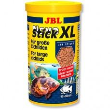 JBL NovoStick XL 1 л основной корм палочки для крупных цихлид 3028100
