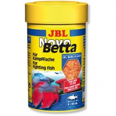 JBL Novo Betta 100 мл хлопья корм для рыб петушков 30171
