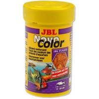 Корм JBL Novo Color 100 мл хлопья для усиления окраски рыб 30156