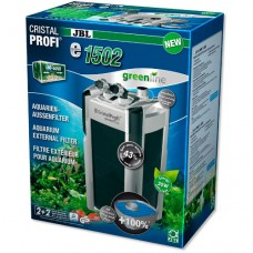JBL CristalProfi e1502  внешний фильтр для аквариума 160-600 л 6028300
